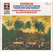 Dvorak – New World Symphony – Klaus Tennstedt