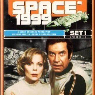 Space 1999 Set 1 (DVD TV Show Box Set) SS