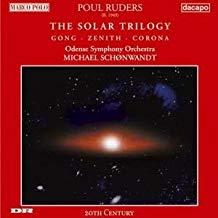 Poul Ruders – Solar Trilogy – Michael Schonwandt