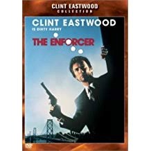 The Enforcer – Clint Eastwood as Dirty Harry (DVD) R WS
