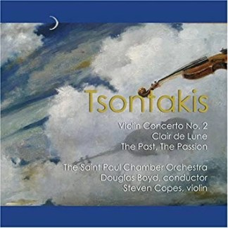 George Tsontakis – The Saint Paul Chamber Orchestra'