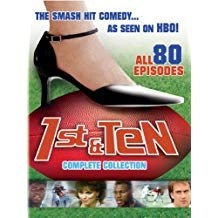 1st and Ten – Complete Collection (TV Show DVD Box Set) SS