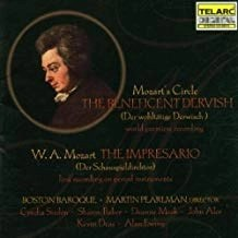 Mozart's Circle – The Beneficent Dervish SS