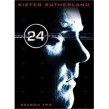 24 Season 2 – Kiefer Sutherland DVD TV Show Box Set)