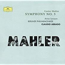 Gustav Mahler – Symphony No. 3 – Claudio Abbado