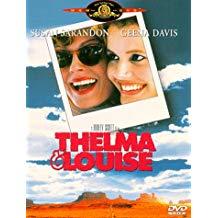 Thelma & Louise – Susan Sarandon, Geena Davis (DVD) WS & FF R