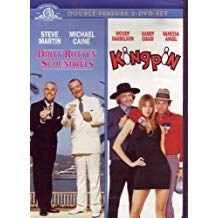 Double Feature – Dirty Rotten Scoundrels – Kingpin (2 DVDs) PG WS