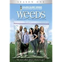 Weeds Season 1 – Mary Louise Parker (DVD TV Show Box Set)