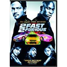 2 Fast 2 Furious – Paul Walker, Eva Mendes (DVD) PG13 WS