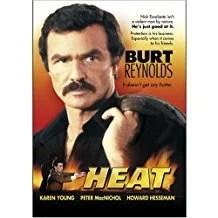 Heat – Burt Reynolds (DVD) R