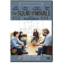 The Squid and the Whale – Jeff Daniels, Laura Linney (DVD) R WS