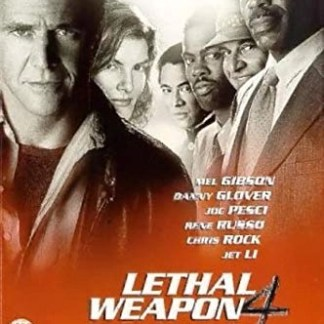 Lethal Weapon – Mel Gibson, Danny Glover (DVD) R WS