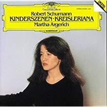 Schumann – Kinderszenen, Kreisleriana – Martha Argerich
