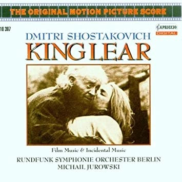 Shostakovich – King Lear – Michail Jurowski