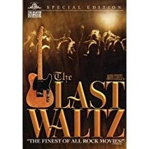 The Last Waltz – The Band, Dylan, Clapton, etc. (DVD)