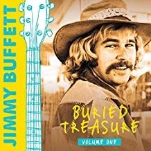 Jimmy Buffett – Buried Treasure Volume 1 (CD, DVD, 40-Page Collector's Book) SS