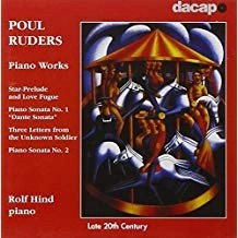 Poul Ruders – Piano Works – Rolf Hind