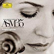 Anne-Sophie Mutter – The Complete Musician – Highlights 2 CDs