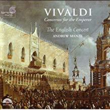 Vivaldi – Concertos for the Emperor – Andrew Manze SS