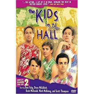 The Kids In The Hall – Season 2 (DVD TV Show Box Set) SS