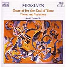 Messiaen – Quartet for the End of Time