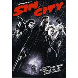 Sin City – A Robert Rodriguez- Frank Miller Film (WS) (R-Rated)