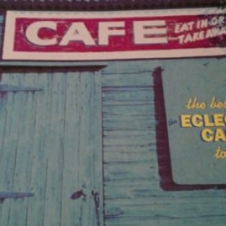 The Best of Eclectic Cafe Too WLIU 88.3FM (Click for track listing)