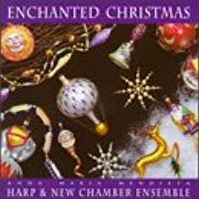 Anna Maria Mendieta – Enchanted Christmas – Harp & New Chamber Ensemble