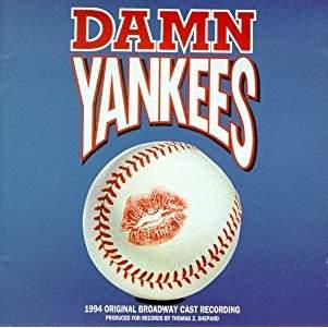 Damn Yankees – 1994 Original Broadway Cast Recording