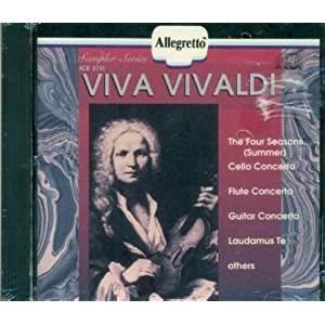 Viva Vivaldi (Sampler Series)