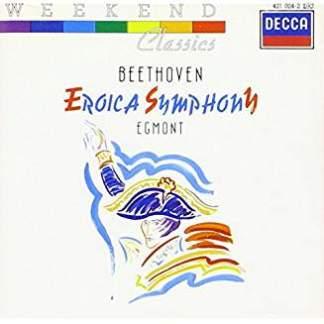 Beethoven Eroica Symphony – Egmont