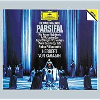 Wagner – Parsifal – Herbert Von Karajan (4 CDs)