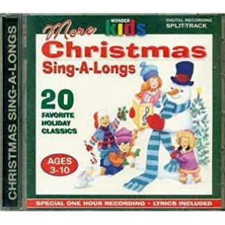 More Christmas Sing-A-Longs – Wonder Kids