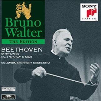 Beethoven Symphonies Nos. 3 & 6 – Bruno Walter