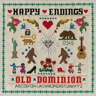 Old Dominion – Happy Rndings