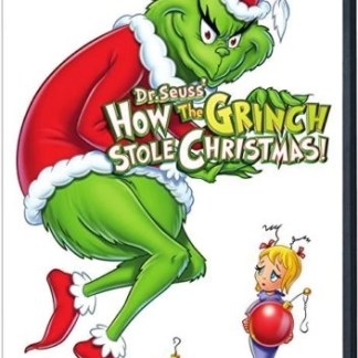 Dr. Seuss' How The Grinch Stole Christmas Animated Deluxe Edition
