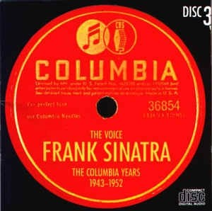 Frank Sinatra – The Voice – The Columbia Years Disc 3
