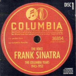 Frank Sinatra – The Voice – The Columbia Years Disc 1