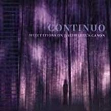 Continuo – Meditations on Pachelbel's Canon