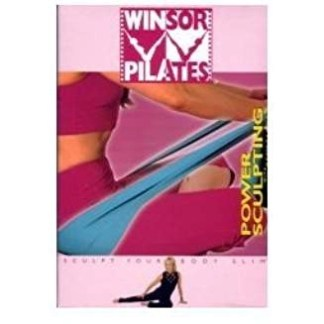 Winsor Pilates- Power Sculpting with Resistance (DVD) SS
