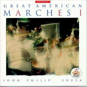 Great American Marches I – John Phillip Sousa