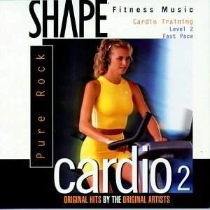 Shape Fitness Music – Cardio 2: Pure Rock (Click for track listing)