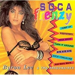 Byron Lee and The Dragonaires – Soca Frenzy