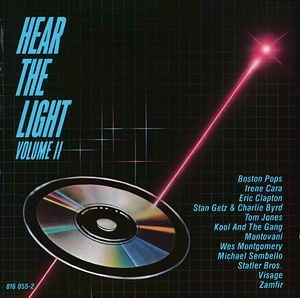 Hear the Light Volume II (Click for track listing)