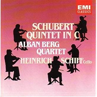 Schubert – String Quintet in C – Alban Berg Quartet
