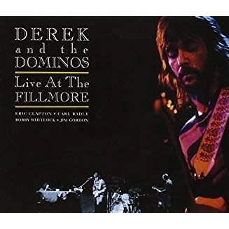 Derek and The Dominos – Live at The Fillmore (2 CDs) (Wear to outer box)