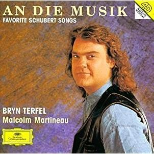 An die Musik – Favorite Schubert Songs – Bryn Terfel