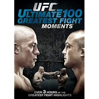 UFC – The Ultimate 100 Greatest Fight Moments (DVD)