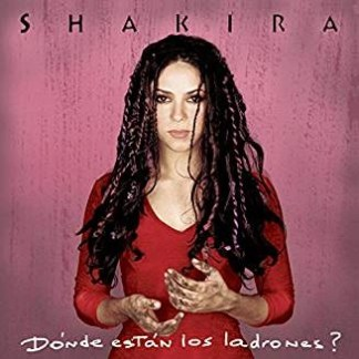 Shakira – Donde Estan Los Ladrones
