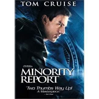 Minority Report – A Steven Spielberg Film (DVD) PG13 WS SS